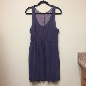 UO Gorgeous Purple Summer Dress!